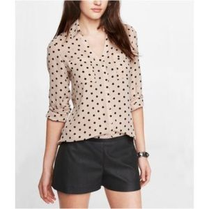 Slim-Fit Polka Dot Portofino